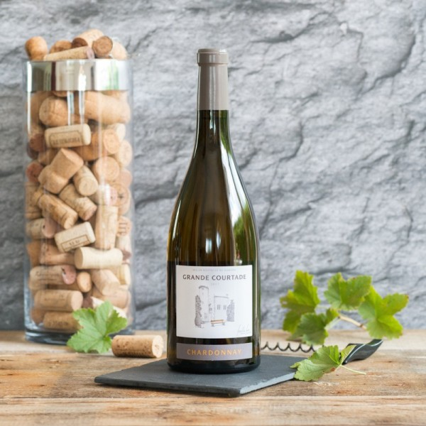 Grande Courtade Chardonnay BIO 1
