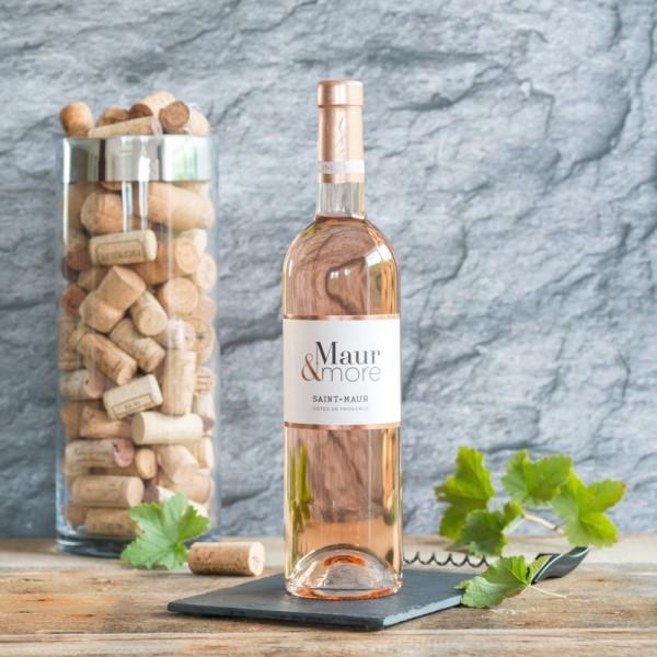 Maur & more rosé Côte de Provence 1