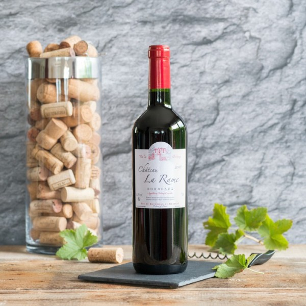 Château La Rame Bordeaux rouge  1