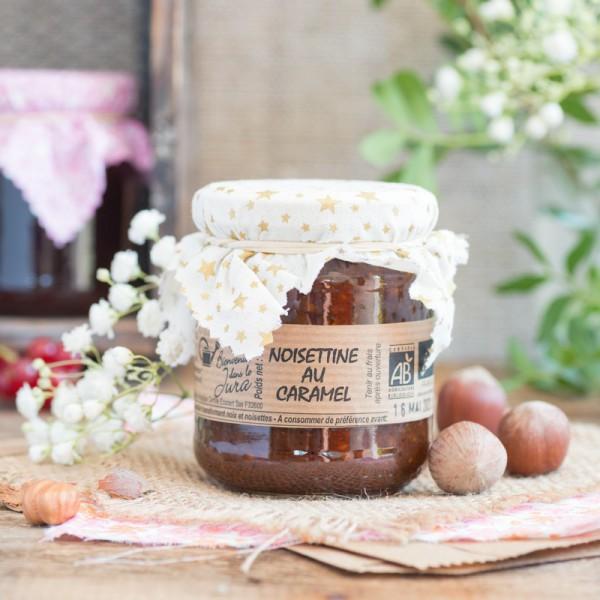 Hazelnut & Caramel Jam