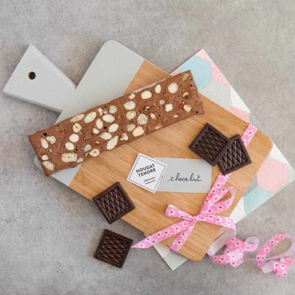 Nougat Chocolate flavour