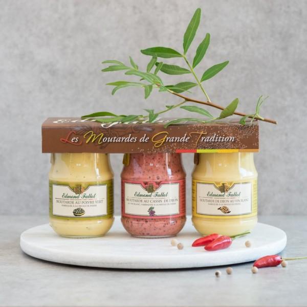 Dijon Mustard Tray
