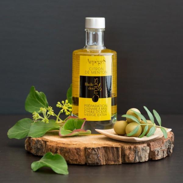 Arpèges Citron de Menton