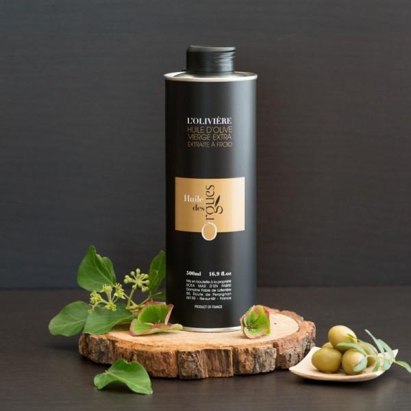 Huile d'olive Olivière 500ml