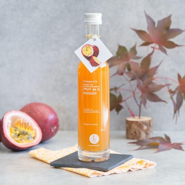 Passion fruit pulp fruit...