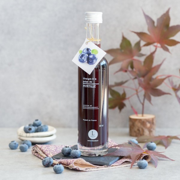 Blueberry  pulp fruit vinegar