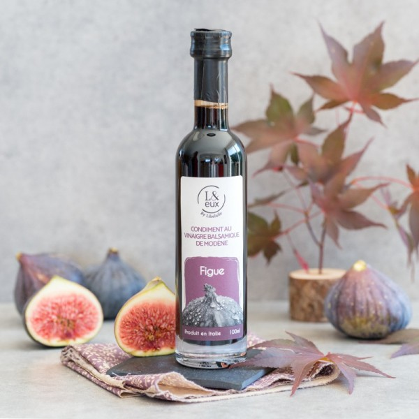 Fig Balsamic Condiment