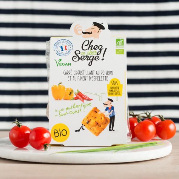 Organic pepper and...