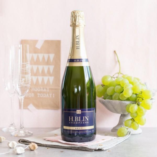 Champagne H.BLIN Brut 1