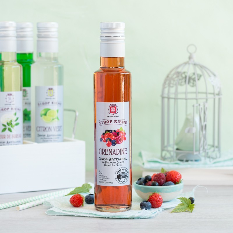 Sirop Grenadine 25 cl 1