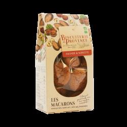 Almond & hazelnut  macaroons