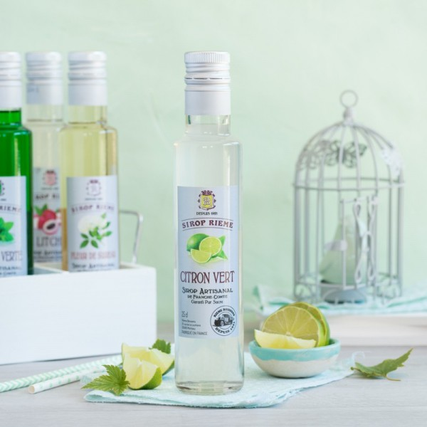 Sirop Citron vert 25 cl 1