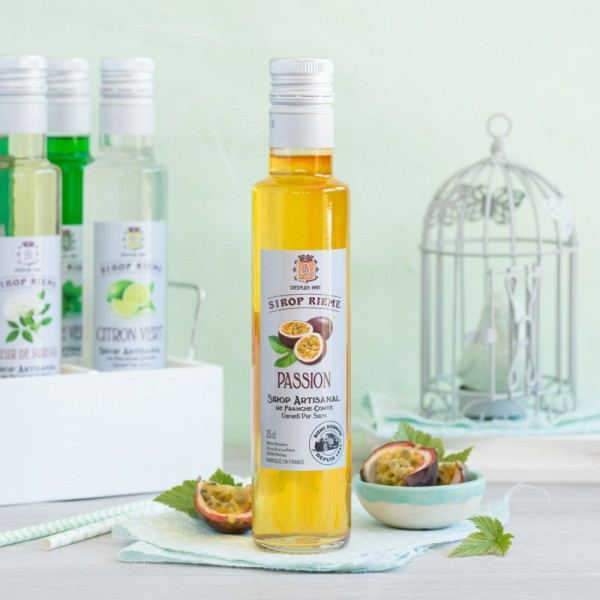 Sirop Passion 25 cl 1