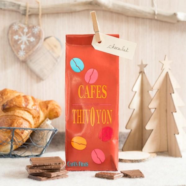Café parfumé Chocolat 1