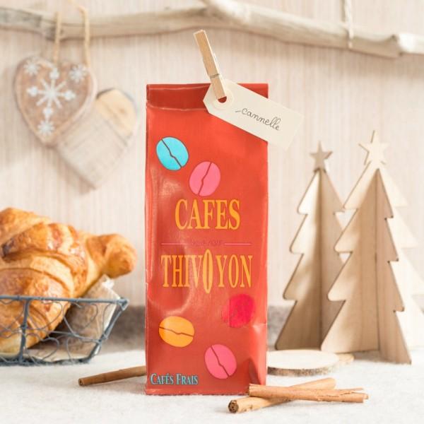 Café parfumé Cannelle 1