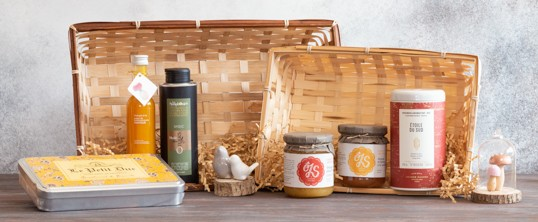Coffrets Gourmands - Vente en ligne | La Boutique Aux Délices